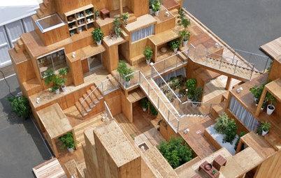 Tokyo's House Vision 2016 Unveils Future Design Directions