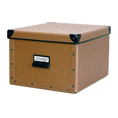 cargo cargo naturals shelf box nutmeg storage bins and boxes