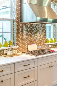 White Subway Tile Backsplash Pattern Amp Grout Color Question