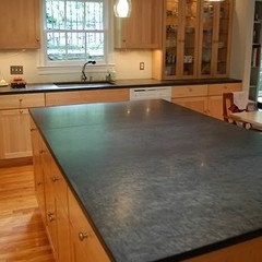 Charmant Here Is A Link That Might Be Useful: How To Care For Slate Countertops.