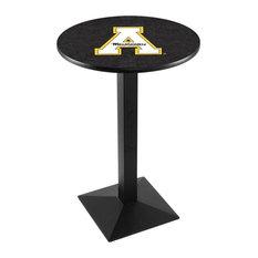 Appalachian State Pub Table 28-inchx36-inch by Holland Bar Stool Company