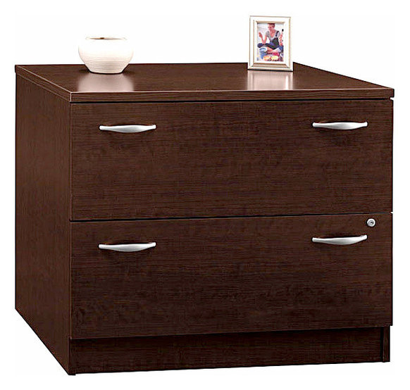 Assembled Double Drawer Lateral File Cabinet, Series C ...