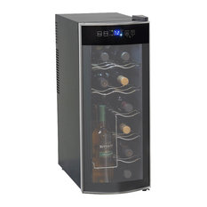 12-Bottle Thermoelectric Countertop Wine Cooler