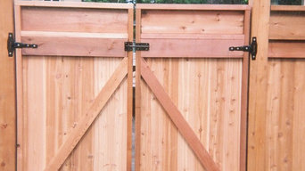 Wood Fence (www.romafence.com)