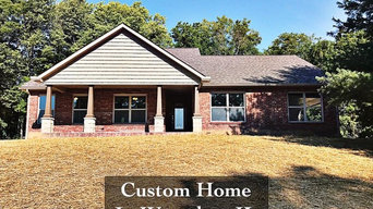Custom Home in Waterloo IL