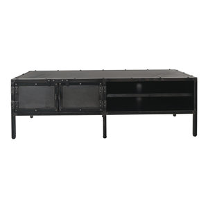 Falco Industrial TV Stand