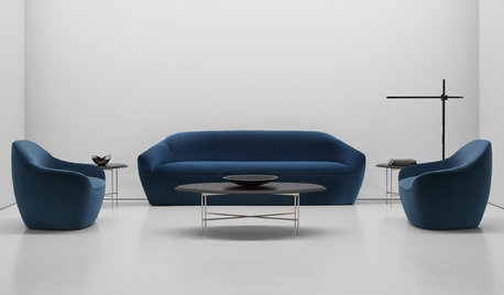 6 Furniture Trends: Curves and Customisation at ICFF in New York