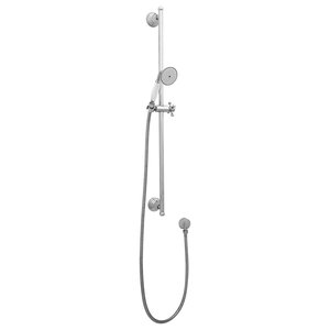 Charme Slide Rail Shower Kit