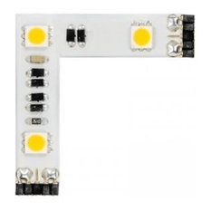 WAC Lighting InvisiLED Lite Tape Light, Corner, InvisiLED Pro I, 4500K