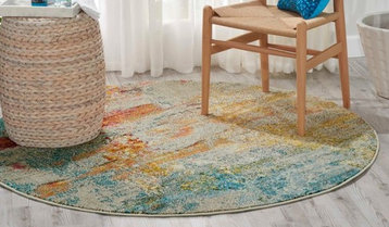 Bestselling Round and Square Rugs