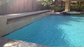 Terrace and Pool Expansion Dorado, PR