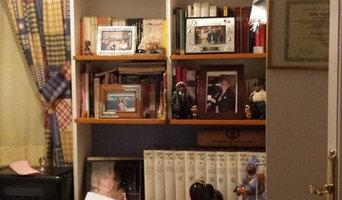 Cambio de habitación: de estudio a vestidor
