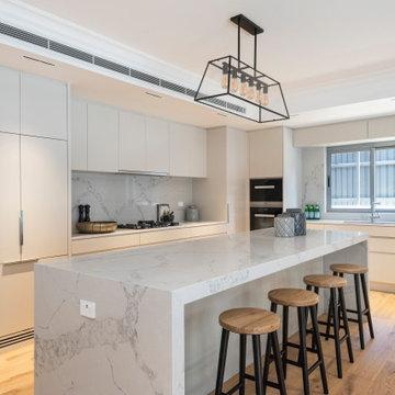 Contemporary Living Home