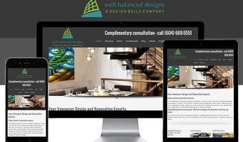 Well Balanced Designs Website