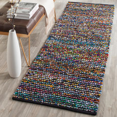 """Safavieh - Jack Handwoven Rug, Multi, 2'3""""x8' - Hall and Stair Runners"""