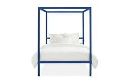 Architecture Bed, Navy