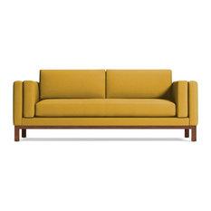Walton Sofa, Mustard
