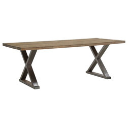 Industrial Dining Tables by Boraam Industries, Inc.