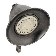Delta Faucet - Delta RP34355PT Universal Showering Components, Touch-Clean 3-Setting Showerhead