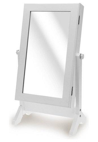 miroir avec rangement bijoux jewelry boxes and organizers - Miroir Range Bijoux