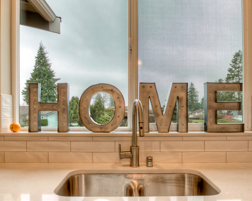 Home Sign in Kitchen - Drawings And Illustrations