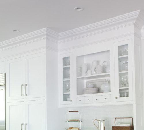 Kitchen Cabinet Molding Please Help Identify Create Similar Look