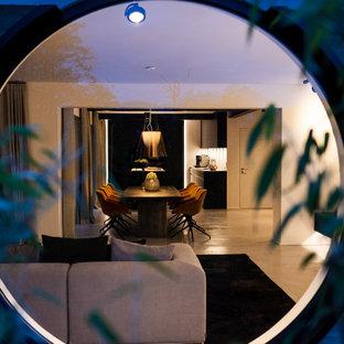 Modernes Wohnzimmer in Bremen