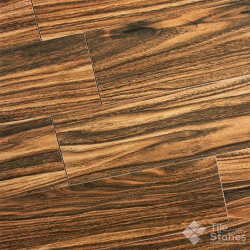 Magique Bocote Wood Plank Porcelain Tile - Wall And Floor Tile