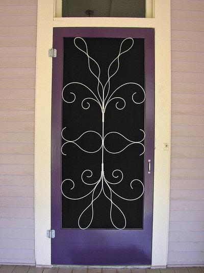 Screen Doors by Susan Wallace