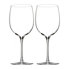 Waterford - Elegance BordeauxWine Glass By Waterford, Set of 2 - Wine Glasses
