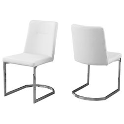 Contemporary Dining Chairs by Homesquare