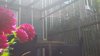Terrassenüberdachung Typ Design