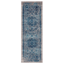 Contemporary Hall & Stair Runners by Amer Rugs Inc.