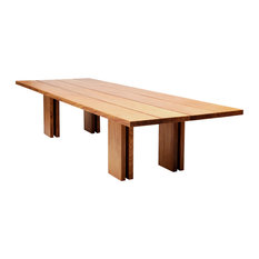 Occidental Table, 168x48x30