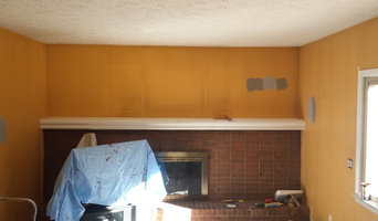 fire place room
