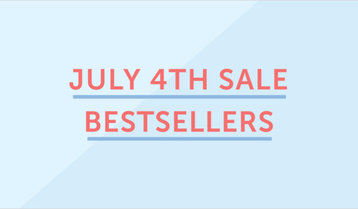 Up to 75% Off July 4th Sale Bestsellers