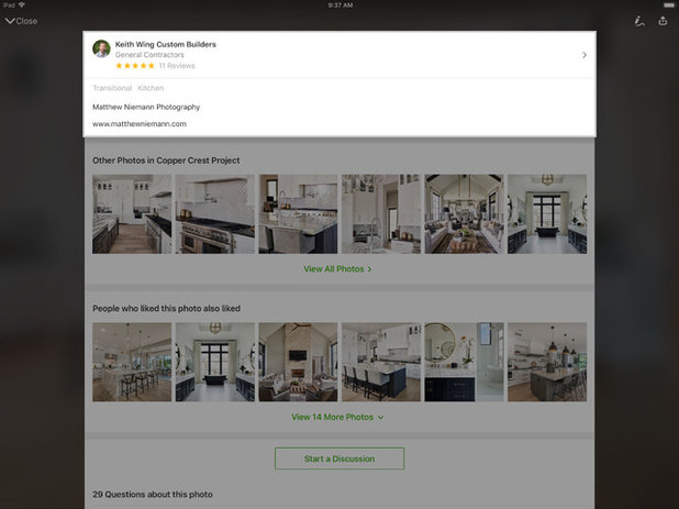 Inside Houzz: What You Can Learn From a Houzz Photo