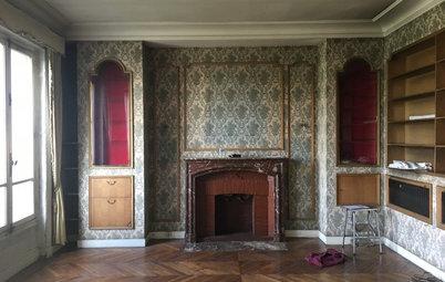 До и после: Квартира, которую не ремонтировали 70 лет