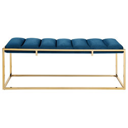 Contemporary Upholstered Benches by Inspired Home