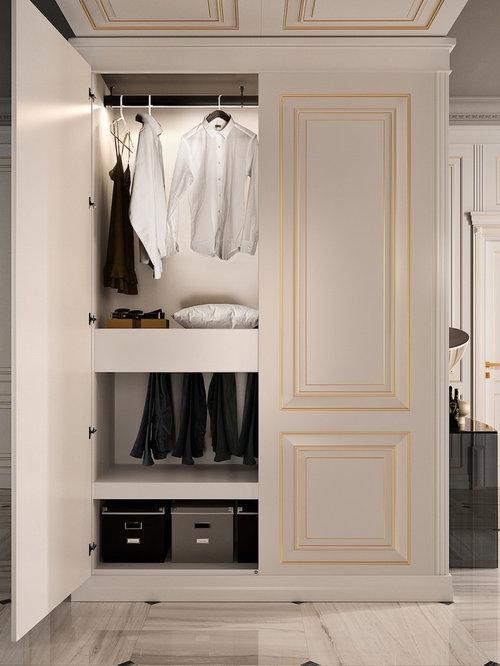 Doré collection - Doors and wood panels - Soluzioni per organizzare l'armadio