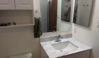 Bathroom / closet remodeling