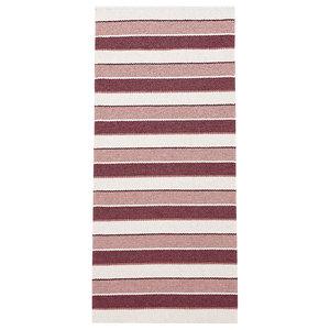 Tore Vinyl Floor Cloth, Pink, 70x120 cm