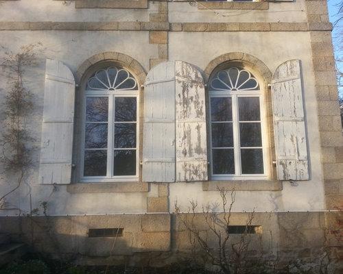 Remplacement de fen tre et de porte sur un manoir du 19 me - Remplacement vitre porte fenetre ...