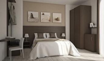 Vista Mare a Riccione - Le stanze delle Sabbie e Madreperla - Progetto #05