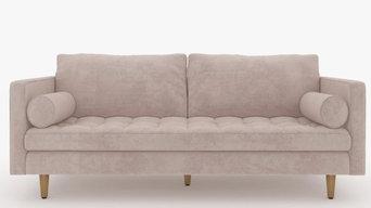 velvet sofas from just £599 @ housecosy.com