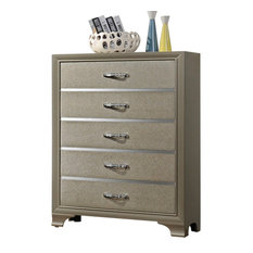 Acme Carine Chest Champagne