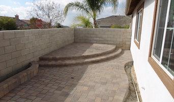 Backyard Block Paving