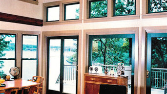 Sunroom- Luce Creek Log Cottage