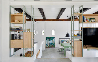 Germany Houzz Tour: North Sea Home Brings Three Generations Close