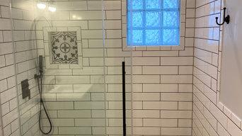 Bathroom in Cranford 2020